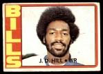 1972 Topps #188  J.D. Hill  Front Thumbnail