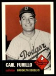 1953 Topps Archives #305  Carl Furillo  Front Thumbnail