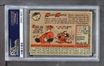 1958 Topps #150  Mickey Mantle  Back Thumbnail