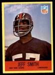 1967 Philadelphia #118  Jeff Smith  Front Thumbnail