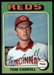 1975 Topps #507  Tom Carroll  Front Thumbnail