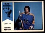 1974 O-Pee-Chee WHA #44  Murray Keogan  Front Thumbnail