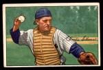 1952 Bowman #197  Charlie Silvera  Front Thumbnail