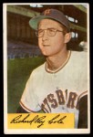 1954 Bowman #27  Dick Cole  Front Thumbnail