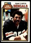 1979 Topps #395  Isaac Curtis  Front Thumbnail