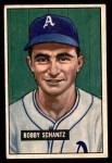 1951 Bowman #227  Bobby Shantz  Front Thumbnail