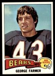 1975 Topps #346  George Farmer  Front Thumbnail