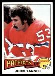 1975 Topps #294  John Tanner  Front Thumbnail