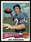 1975 Topps #327  Joe Ferguson  Front Thumbnail