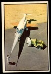 1954 Bowman Power for Peace #35   X-3 Flying Laboratory Front Thumbnail