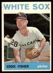 1964 Topps #66  Eddie Fisher  Front Thumbnail