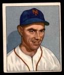 1950 Bowman #175  Monte Kennedy  Front Thumbnail