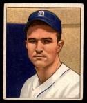 1950 Bowman #150  George Vico  Front Thumbnail