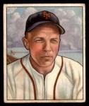 1950 Bowman #29  Eddie Stanky  Front Thumbnail
