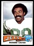 1975 Topps #515  Richard Caster  Front Thumbnail