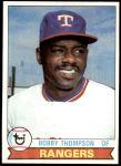 1979 Topps #336  Bobby Thompson  Front Thumbnail