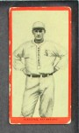 1910 T210-3 Old Mill Texas League  Blanding  Front Thumbnail