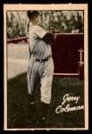 1952 Berk Ross  Jerry Coleman  Front Thumbnail