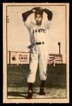 1952 Berk Ross  Sal Maglie  Front Thumbnail