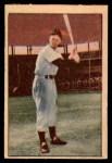 1952 Berk Ross  Whitey Lockman  Front Thumbnail