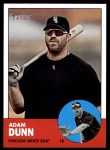 2012 Topps Heritage #337  Adam Dunn  Front Thumbnail