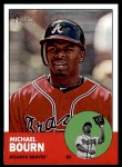 2012 Topps Heritage #46  Michael Bourn  Front Thumbnail
