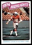 1975 Topps #452   -  Dan Abramowicz  Highlights Front Thumbnail