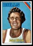 1975 Topps #64  John Block  Front Thumbnail