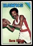 1975 Topps #43  Herm Gilliam  Front Thumbnail