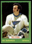 1973 Topps #118  Ab DeMarco   Front Thumbnail