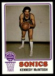 1973 Topps #164  Kennedy McIntosh  Front Thumbnail