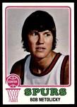 1973 Topps #256  Bob Netolicky  Front Thumbnail