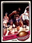 1979 Topps #72  Clifford Ray  Front Thumbnail