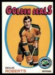 1971 Topps #83  Doug Roberts  Front Thumbnail