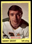 1973 Topps #161  Danny Grant   Front Thumbnail