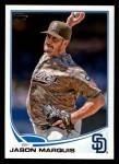 2013 Topps #562  Jason Marquis  Front Thumbnail