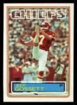 1983 Topps #285  Jeff Gossett  Front Thumbnail