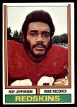 1974 Topps #119 ONE Roy Jefferson  Front Thumbnail