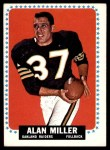 1964 Topps #146  Alan Miller  Front Thumbnail