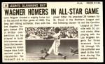 1964 Topps Giants #54  Leon Wagner   Back Thumbnail