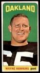 1965 Topps #141  Wayne Hawkins  Front Thumbnail