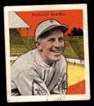 1933 Tattoo Orbit R305 #4  Dick Bartell   Front Thumbnail