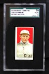 1909 T206 CAP Doc Crandall  Front Thumbnail