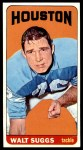 1965 Topps #84  Walt Suggs  Front Thumbnail