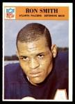 1966 Philadelphia #11  Ron Smith  Front Thumbnail
