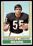1974 Topps #177  Doug Buffone  Front Thumbnail