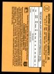 1989 Donruss #33  Ken Griffey Jr.  Back Thumbnail