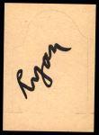 1968 Topps Stand-Ups #20  Willie Richardson  Back Thumbnail