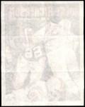 1970 Topps Poster #15  Gene Hickerson  Back Thumbnail