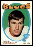 1971 Topps #127  Wayne Connelly  Front Thumbnail